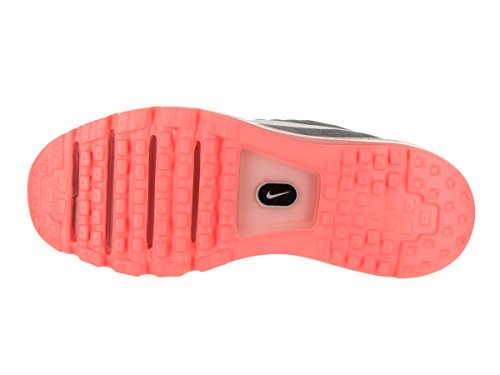 Nike Womens Air Max 2017 Scarpa Da Corsa In Puro Platino / Grigio Bianco Freddo