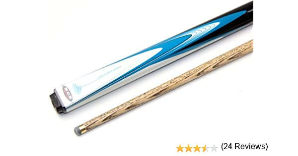 BCE Mark Selby ELECTRIC SHOCKWAVE 2pc Ash Snooker Pool Cue by BCE: Amazon.es: Deportes y aire libre