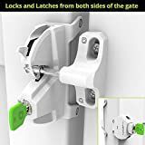 D&D Technologies LL3PWAWT LokkLatch Plus, Locking