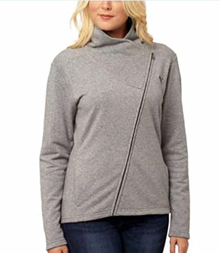 Zip Front French Terry Jacket - 4