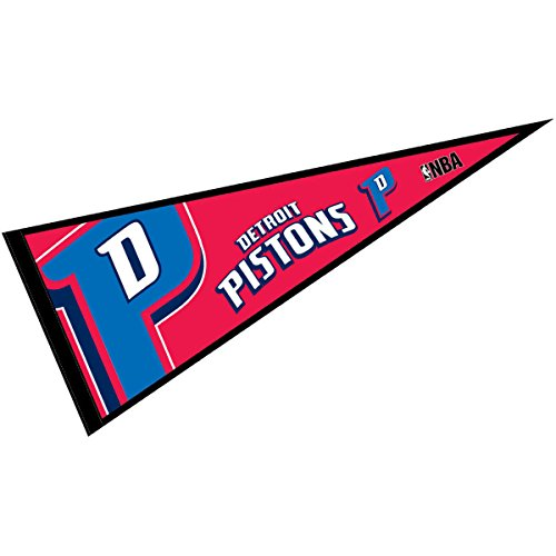 fan products of Detroit Pistons Pennant Full Size 12