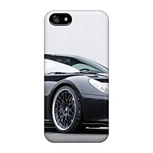 LastMemory Case Cover Protector Specially Made For Iphone 5/5s Hamann Ferrari