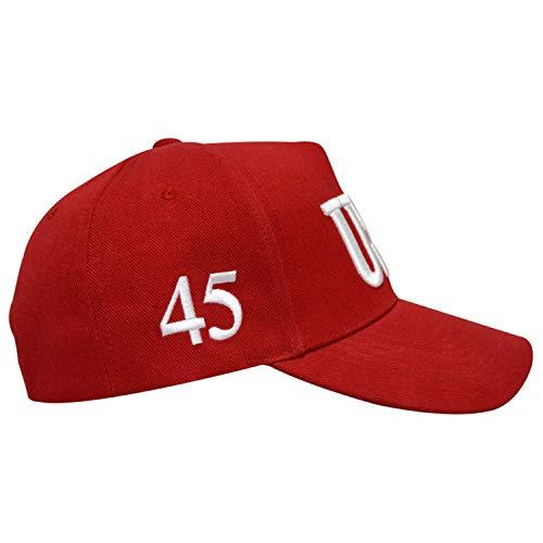 d453b584a Make America Great Again Hat Donald Trump Cap GOP Republican Adjust  Baseball Cap Patriots Hat Trump
