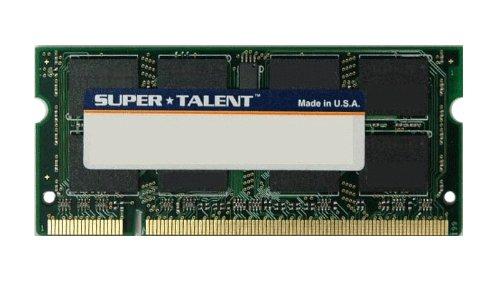 SUPER TALE STT D2-800SODIMM 2G/128X8 SAM - T800SB2G/S by Super Talent