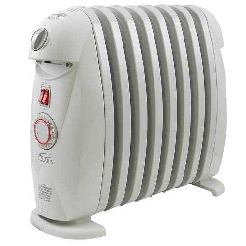 DeLonghi TRN0812T Portable Oil-Filled Radiator
