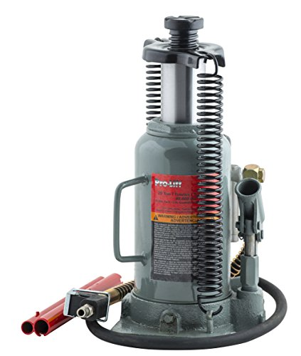 Air Operated End Lift - Pro-Lift B-A20D 20 Tons Air Bottle Jack, 9
