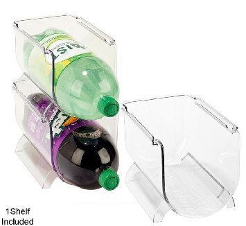 Refrigerator Stackabale Soda Bottle Holder