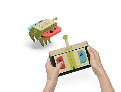 41XhIsblhCL - Nintendo Labo - Variety Kit