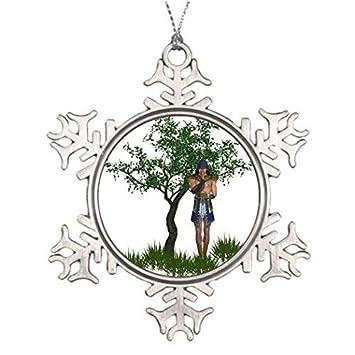 Christmas From Heaven.Amazon Com Acove Xmas Trees Decorated Human Civilization