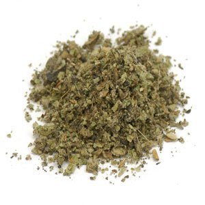 Starwest Botanicals Mullein Leaf Cut and Sifted Wildcrafted, 1 Pound