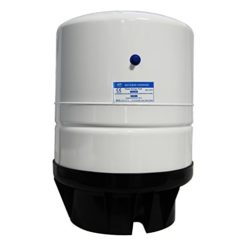 Reverse Osmosis 14 Gallon Bladder Tank - includes Tank Stand