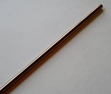 Amazon.com: Cobre Aleación de tungsteno electrodo de Rod ...