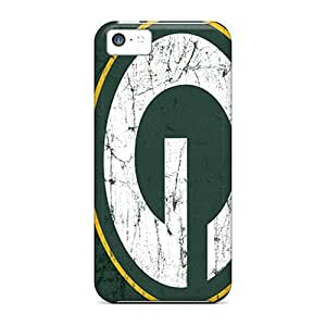 linJUN FENGDefender Cases For iphone 4/4s, Green Bay Packers Pattern
