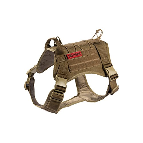 OneTigris Tactical Service Dog Vest