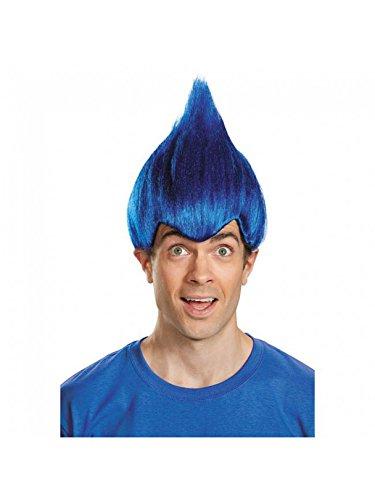 Disguise Dark Blue Troll Adult -