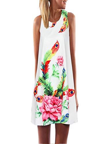 the latest 816d3 283ac Worsworthy Vestito Cerimonia Donna Lungo Dress Donna Abiti ...