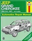 Haynes, Jeep Grand Cherokee, 1993-95, Haynes Publications Staff, 1563921634