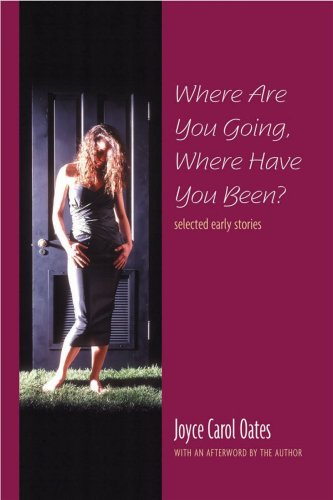 an analysis of the novel where are you going where have you need by joyce carol oates You have not saved any essays the life of joyce carol oates and her story where are you going,  joyce carol oates is no doubt one of the greatest authors of her.