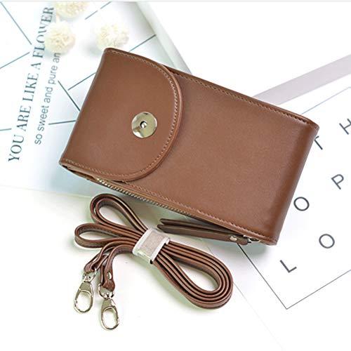 Phone Women Phone Purse Cell for Bag Girls Keys Cosmetics Children Mobile Leather HonXins Bag Pouch Universal Phone d1gwxdWq7