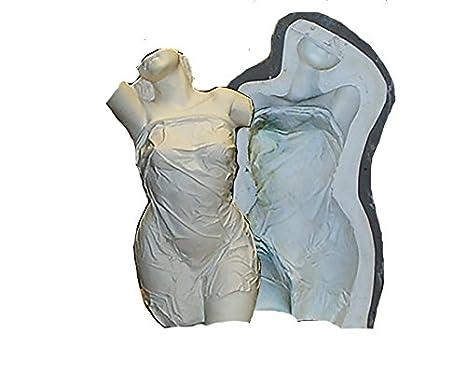 Goma de silicona líquida para moldeo - 2-K para moldes, a + B - 1000 gr: Amazon.es: Bricolaje y herramientas