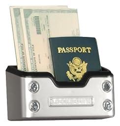 Lockdown Small Document Holder