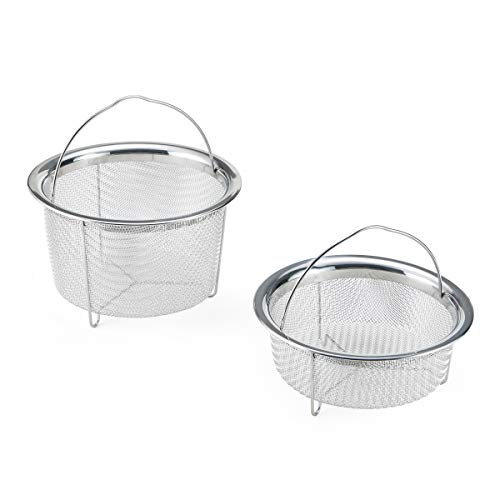 Instant Potficial Mesh Steamer
