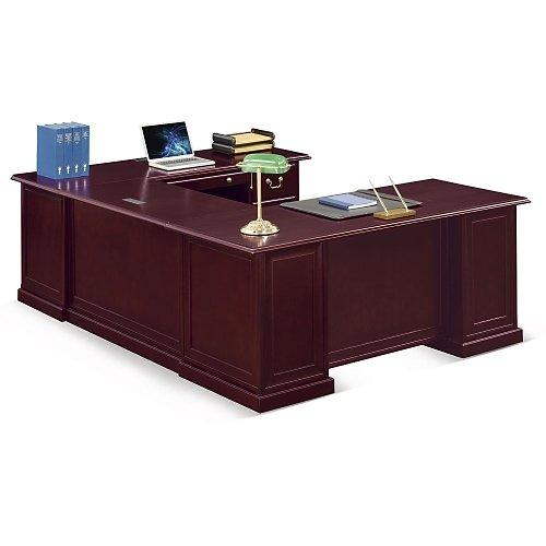National Office Furniture Cherry Desk (72