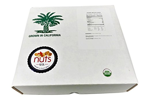 NUTS U.S. - Organic California Medjool Dates (5 LBS) by NUTS - U.S. - HEALTH IN EVERY BITE ! (Image #3)