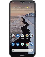 Nokia G10 | Android 11 | Unlocked Smartphone | 3-Day Battery | Dual SIM | US Version | 3/32GB | 6.52-Inch Screen | 13MP Triple Camera | Polar Night