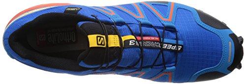 Salomon Speedcross 3 Gtx - Zapatos para hombre Azul/Naranja