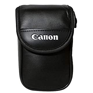 Canon Point and Shoot Camera Case 4.5 x 2.75 x 1.5 inches – Black