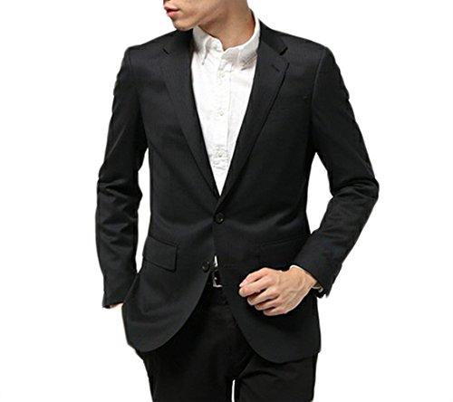 everydress サマージャケット テイラードジャケット メンズ 大きいサイズ カジュアル ゴルフ ブレザー 紳士 スリム ビジネス