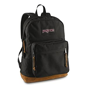 JanSport Right Pack Originals Backpack Black TYP7008