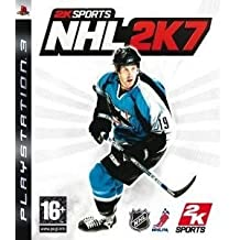 NHL 2k7 for Playstation 3 (PS3) - Used by NHL