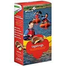 Girl Scout Cookies - Tagalongs