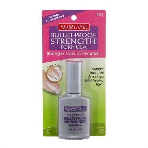 Nutra Nail 12666 Bulletproof Nail Strengthener by Nutra Nail