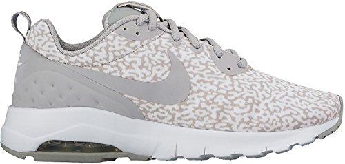 Nike Women's Women's Air Max Motion Print Grey Sport Shoe in Size 8 US (5.5 UK / 39 EU) Grey