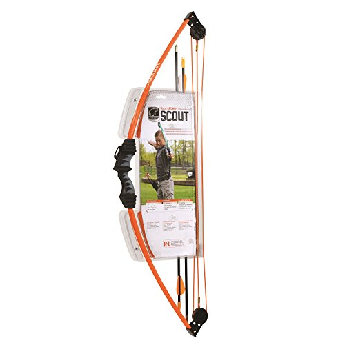 Bear Archery Scout Youth Bow Set – Orange