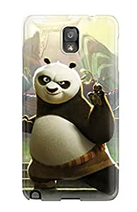 CaseyKBrown Galaxy Note 3 Well-designed Hard Case Cover Kung Fu Panda 2 Movie 2011 Protector