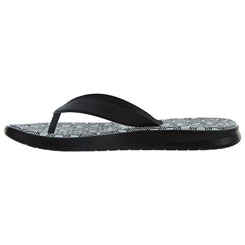 Nike Damessandring Sandalen Zwart / Wit