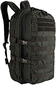 Red Rock Outdoor Gear 80131BLK Element Day Pack, Black