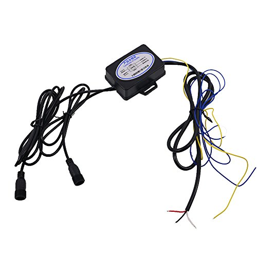 Amazon Com Kaizen Refitting Daytime Running Lights Led Drl Front