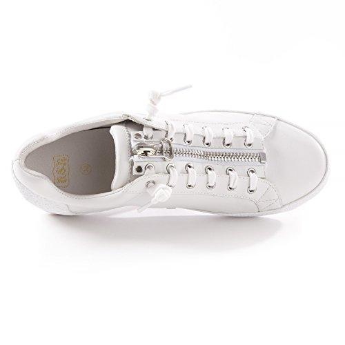 Blanco Nirvana Negro Ash Zapatillas Zapatos Mujer R1wnPOxW