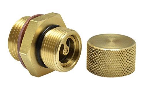 System Spill (No-Spill Systems 10-18150-06 Standard Drain Plug, M18 x 1.5 mm)