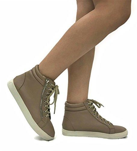 women high top sneakers - 1