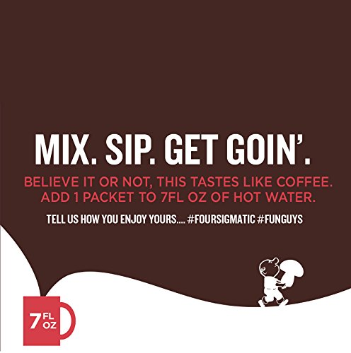 Four Sigmatic Mushroom Coffee Mix Pack of 2 - Lion's Mane and Chaga & Cordyceps and Chaga by Four Sigmatic (Image #6)