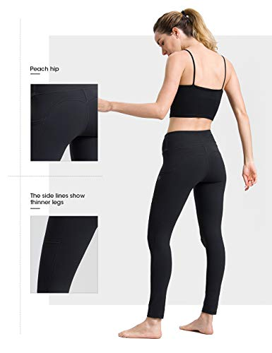 Buy yoga pants with pockets