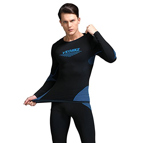 mens 3 4 thermal underwear - 7