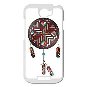 Generic Cell Phone Case For HTC One X case Colorful Cloud Dream Catcher Design Mobile Phone Cases Hard Back cover Protective shell