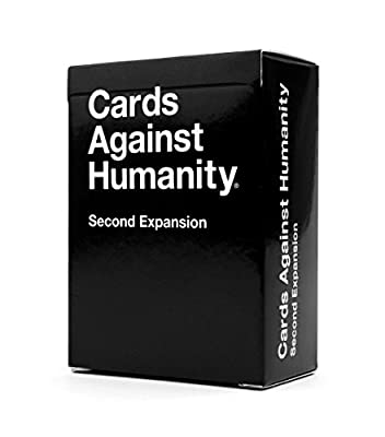 Cards Against Humanity: Second Expansion from Cards Against Humanity LLC